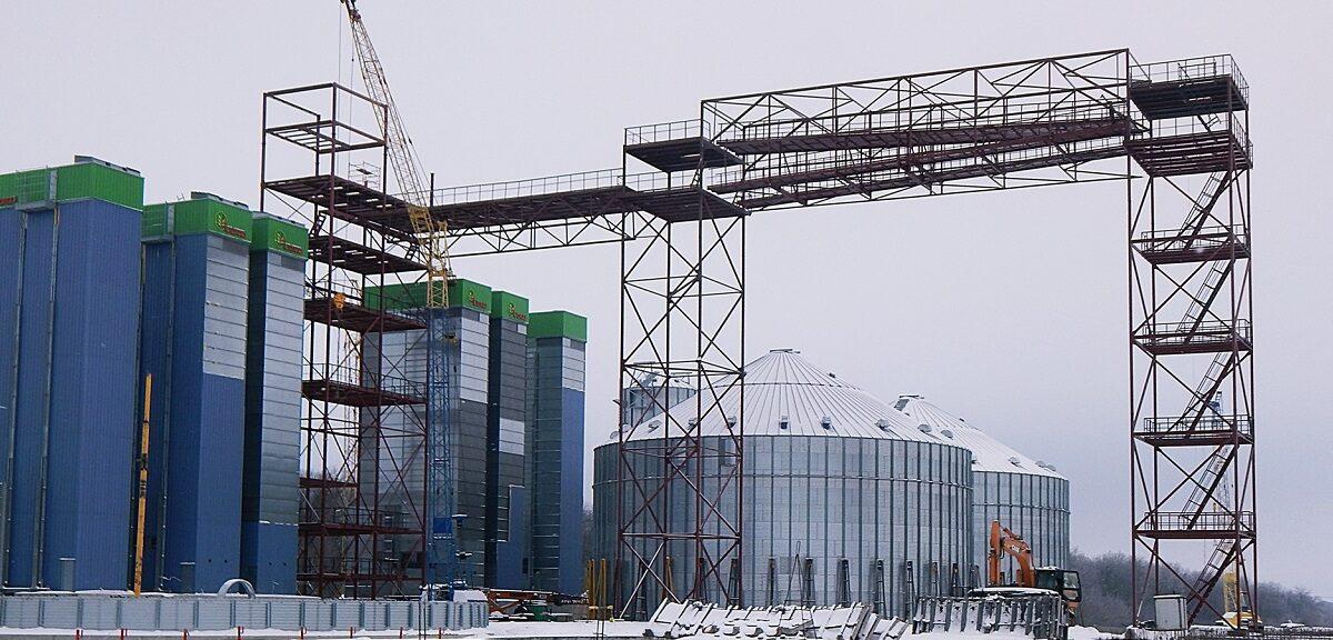 Комплексні технічні рішення для промислових заводів