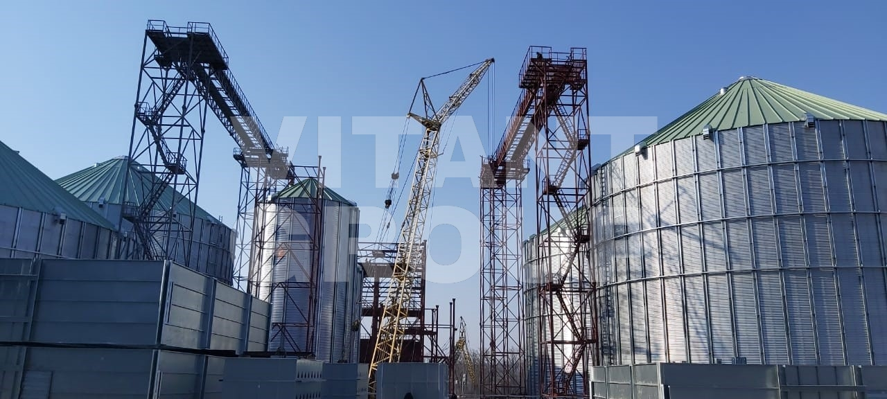 Production of metal constructions and equipment
